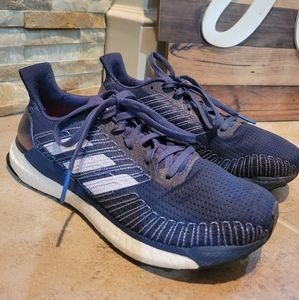 Adidas Women's Solar Boost 19 Indigo/Purple Runnin